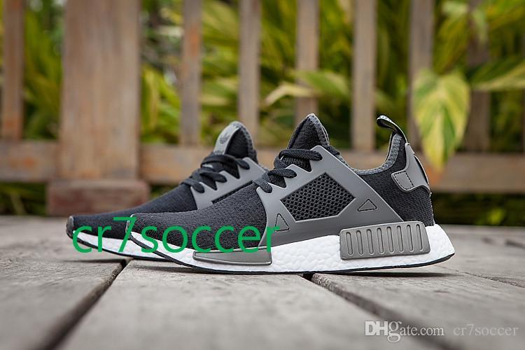 af38e2023 ... mastermind japan x originals nmd primeknit xr1 mmj black olive green  men and women sneakers unisex
