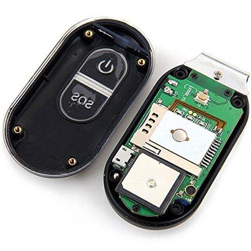 Neue LK106 Mini Fahrzeug Locator Persönliche GPS Tracker für Kinder Ältere GSM + GPRS + GPS Tracking-Gerät SOS-Taste Wasserdichte Kostenlose Plattform
