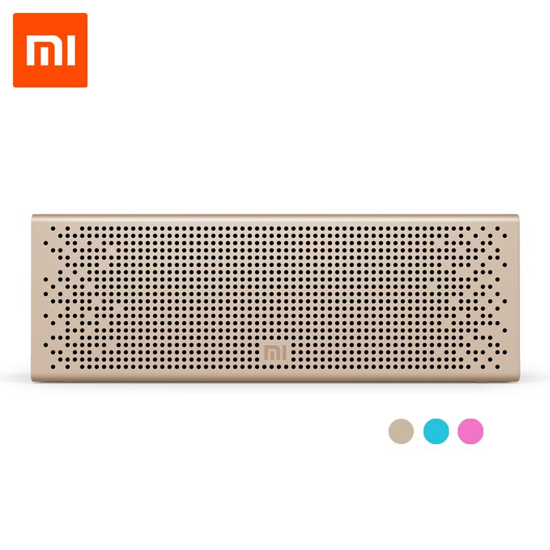 Original Xiaomi Bluetooth Speaker Micro Sd Aux In Handsfree Call ...