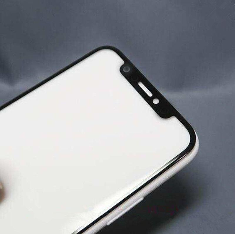 Côté complet pour le nouvel iPhone X 5.8