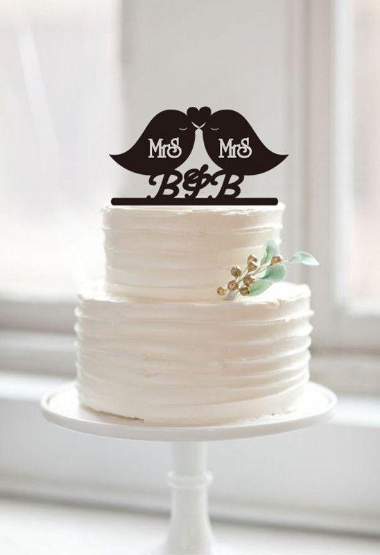 2016 Wedding Decorations Cake Inserted Card Bride Groom Silhouette Cake Topper Bride Groom Doll Cake Decorations Rustic Wedding Cake