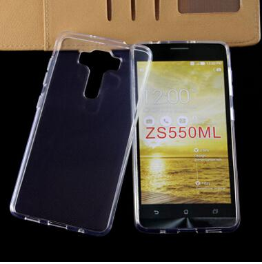 best website 21478 acaed Transparent TPU Ultra Thin Case For Asus Zenfone 3 Zoom ZE553KL ZD552KL  Zenfone Zoom ZX550 Go ZC500TG Zenfone 3 max Soft Skin Cover (S0001)