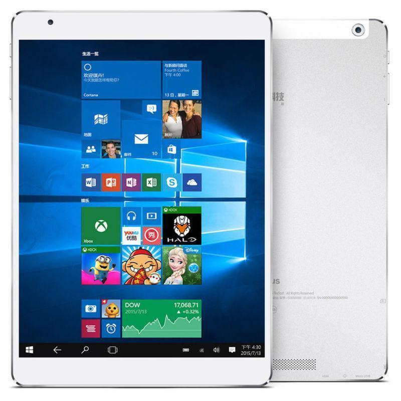 TECLAST X98 plus II 64GB INTEL 2.16GHz DUAL OS WINDOWS 10 ANDROID 5.0 TABLET PC