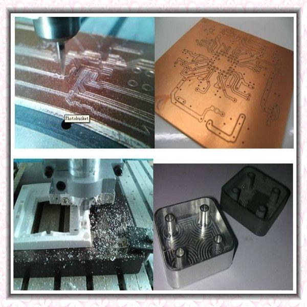 Cina cnc fresatrice, AMAN 3020 metallo macchina incisione, fresatrice cnc, mini cnc incidere macchina, macchina cnc lavorazione del legno
