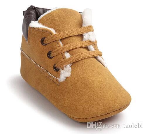 72ペア/ロット(スタイルとサイズを選ぶことができます)ベビーティンバプレーカーズファッションファーストウォーカーベビースニーカー新生児の靴