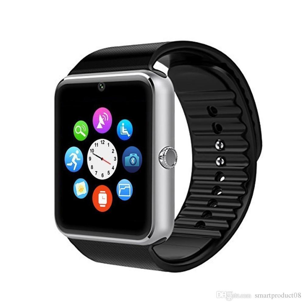 780615119b2b1 Reloj De Pulsera Teléfono Original Con Android Smart Watch DZ09 A1 GT08  Smartwatch Con Android De Whatsapp