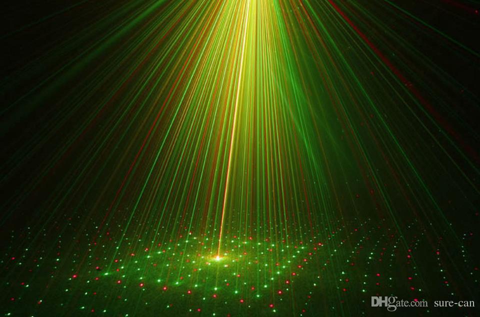 رخيصة سبائك الألومنيوم المحمولة LED لمبة الموسيقى الليزر المرحلة أضواء الإضاءة تعديل DJ حزب الرئيسية زفاف نادي العارض Babysbreath