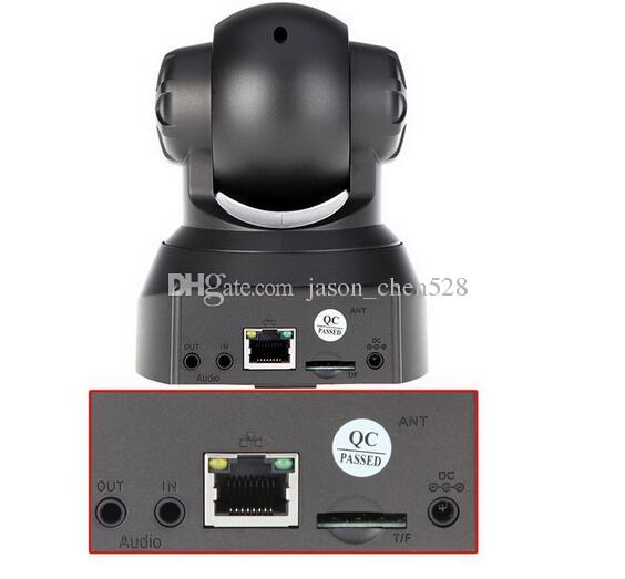 Camera CCTV IR Camera arrive 2 Way Audio Wireless Network Internet Wifi RJ45 Night Vision IP Camera Indoor Home Surveillance CCTV domeCamera
