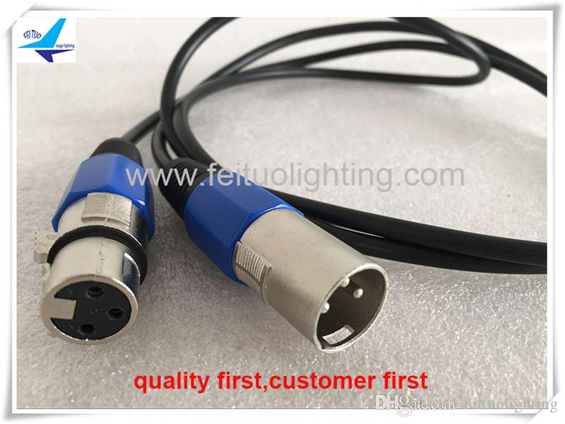 illuminazione a led cavo di segnale DMX con prolunga del segnale da 1,5 m