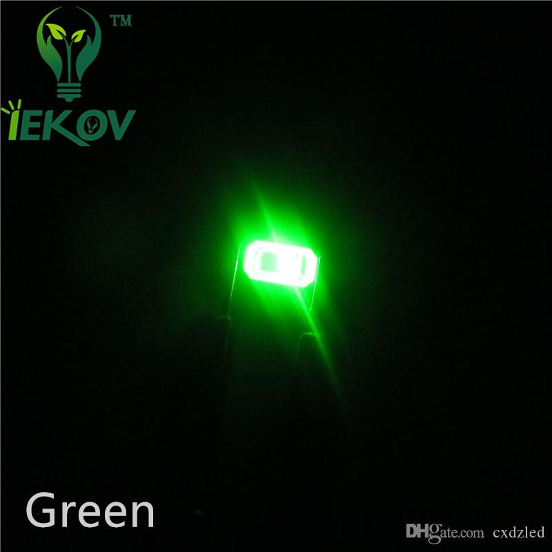 High Quality 5630 5730 SMD/SMT Chip Green LED 515-520NM Ultra Bright Light Emitting diode Suitable for Car and Toys DIY