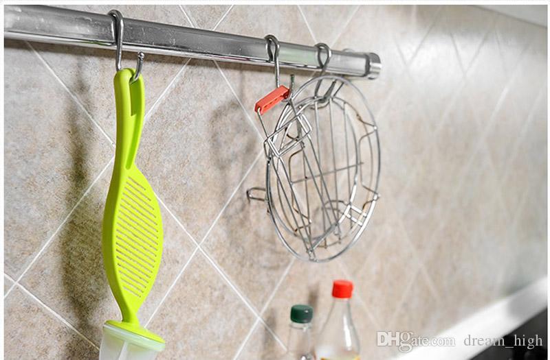 Küche Gadget Sauber Reis Maschine Stick Wash Reis Manuelle Reis Waschen Abtropffläche Obst Gemüse Getreide Debris Filter