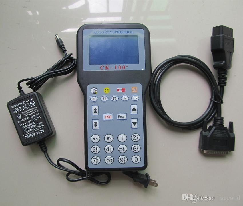 top selling ck100 transponder key programmer v99.99 Latest Generation of Slica SBB car key programmer tool