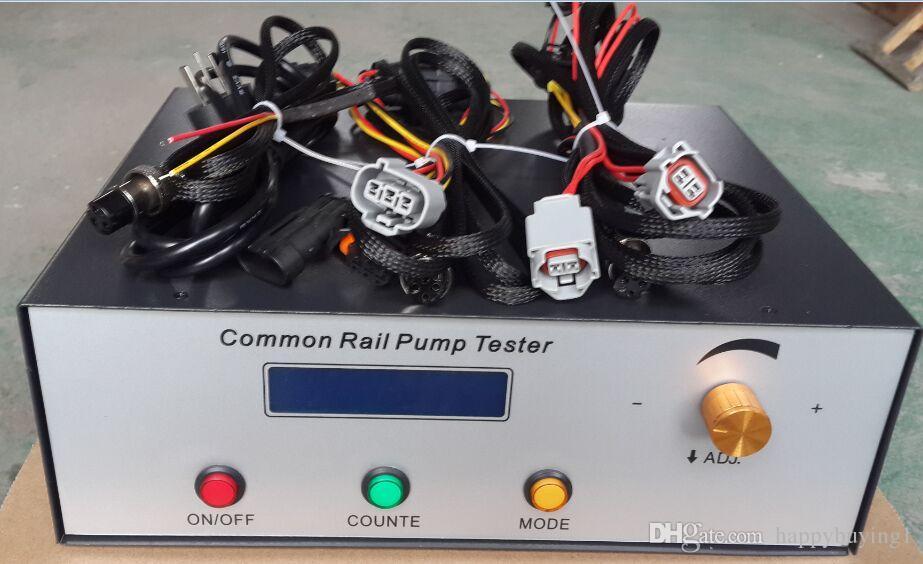 Best sales economic model electric common rail pump tester,diesel pump  tester, test simulator,electric diesel controller