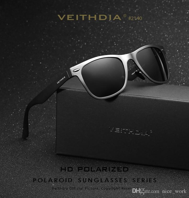 a07507c6749 Brand- VEITHDIA2140 Aluminum Men s Polarized Mirror Sun Glasses Male Driving  Fishing Outdoor Eyewears Accessories Sunglasses For Men VEITHDIA Aluminum  ...