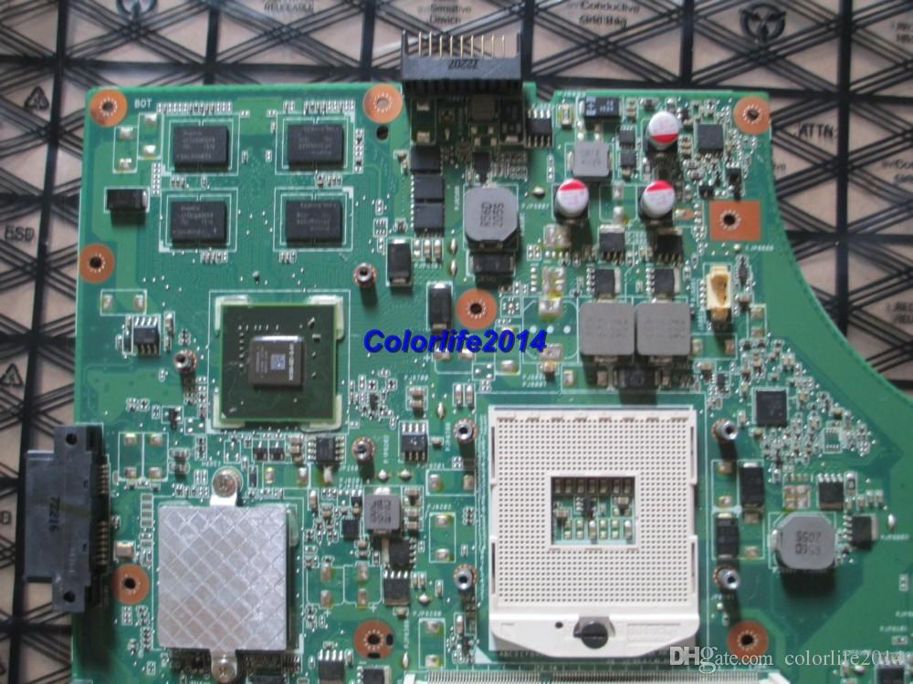 for Asus K53SD REV:5.1 NVIDIA N13M-GE1-S-A1 60-N3EMB1200 Laptop Motherboard Fully Tested & Working Perfect