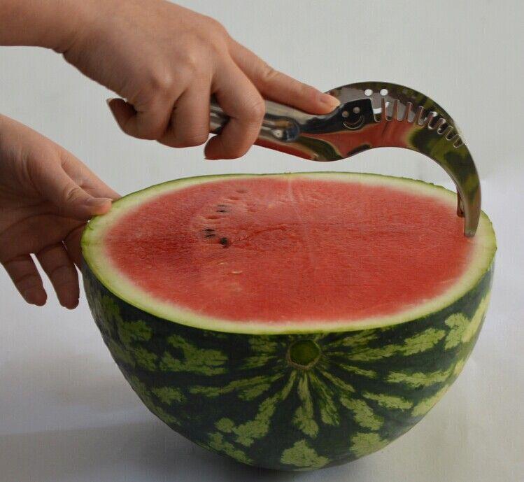 Coupe-fruits et coupe-fruits en acier de style populaire s.s très pratique pour les tranches de fruits