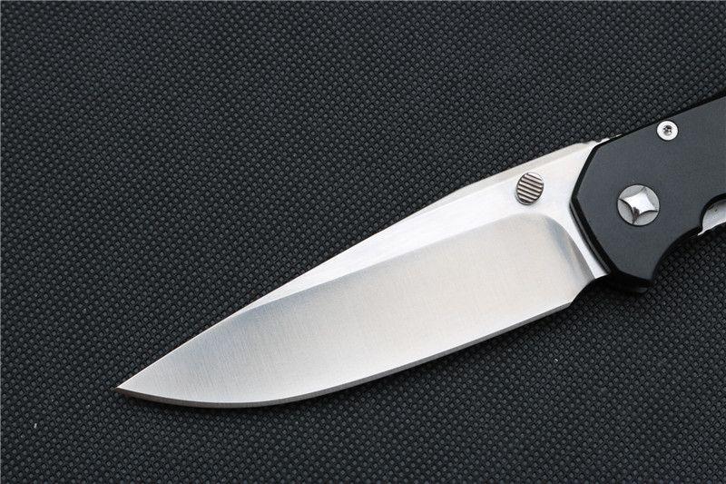 2016 Wild boar Lochsa folding knife D2 blade aluminum handle outdoor camping hunting outdoor Knives Pocket EDC tools gift Xmas