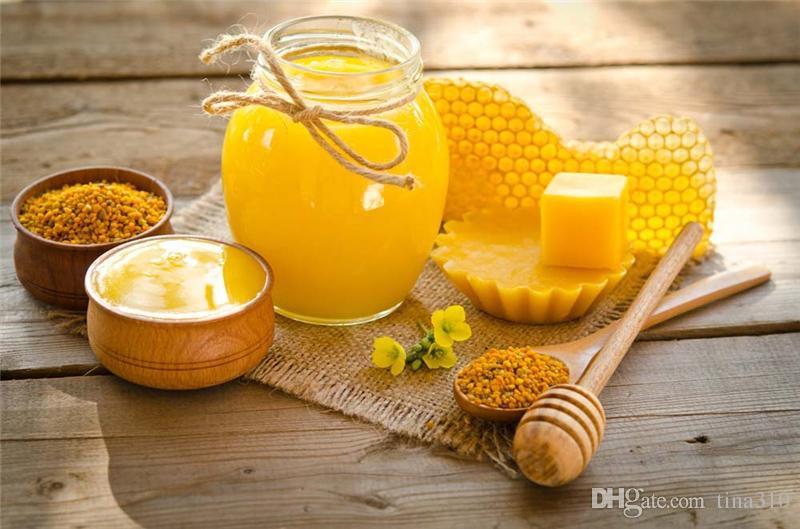 De madeira de alta qualidade Honey stick Dippers mel mexer mel vara dipper ferramenta de cozinha de madeira Dippers IC629