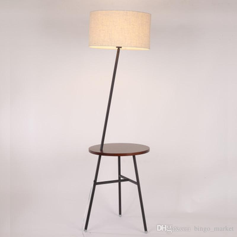 Modern Floor Lights Standing Lamps For Living Room Loft: 2019 Fashion Art Standing Lamps Bedroom Loft Living Room