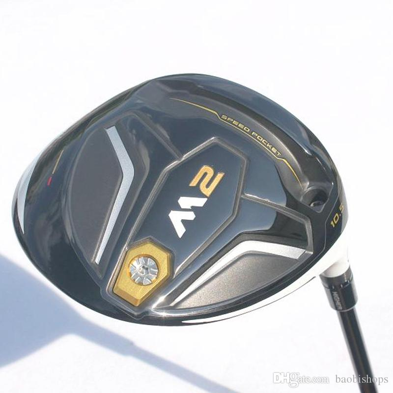 New mens Golf Clubs M2 Golf driver 9.5/10.5 loft Graphite Golf shaft driver clubs Free shipping
