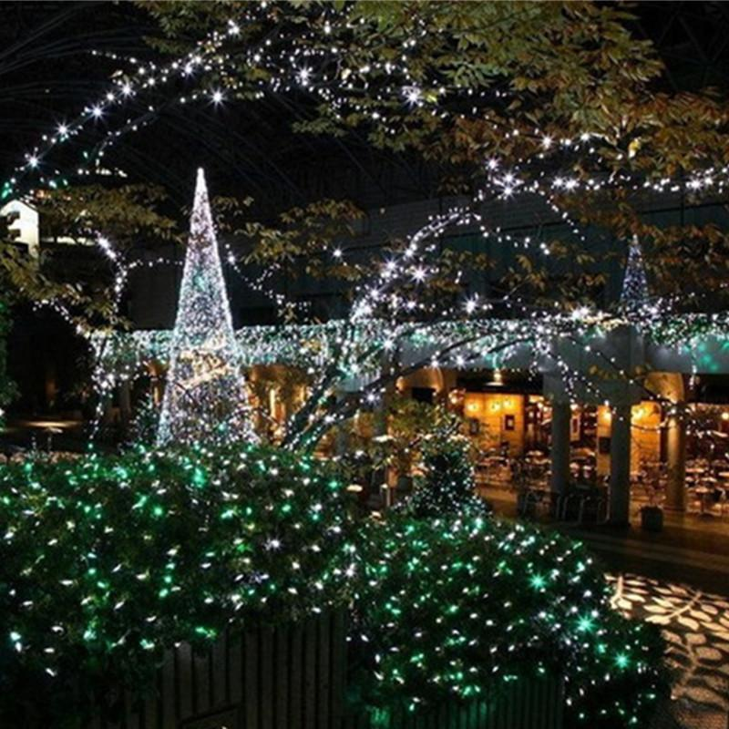Wholesale led string light 22m 200 leds solar powered fairy string wholesale led string light 22m 200 leds solar powered fairy string light outdoor garden wedding decoration christmas holiday lamp led string lights indoor workwithnaturefo
