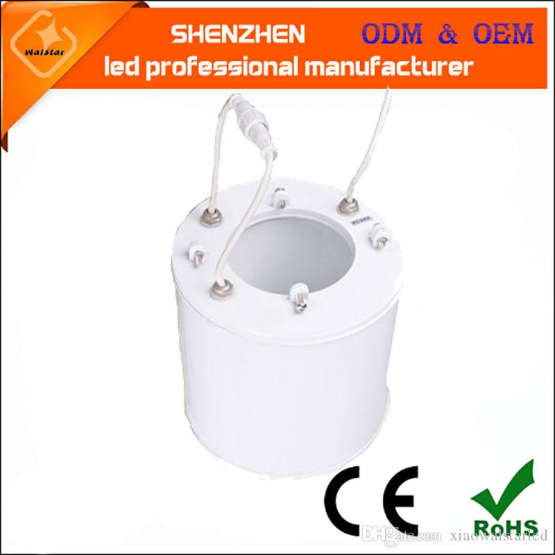 A Diamètre Mené Lampe Cercle Commande Câble De Par Dmx512 Menée Ip65 Lumière Pont La Cerceau WDE2HI9