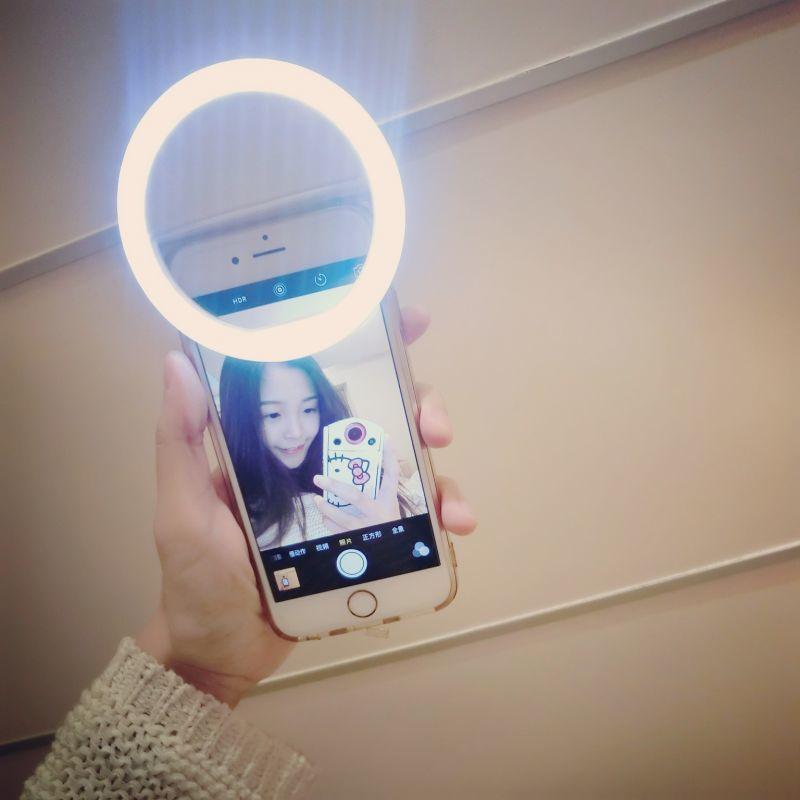 2019 Cuty Selfie Light Universal Portable Highlight Led