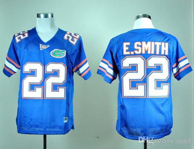 online store 240be db27f ncaa jerseys florida gators 22 emmitt smith white college ...