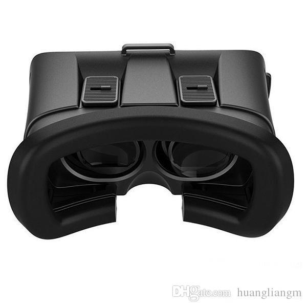 VR Box 2.0 + Gamepad Virtual Reality 3D Occhiali Casco VR BOX Auricolare Smartphone da 3,5 pollici ~ 6 pollici con pacchetto di vendita al dettaglio
