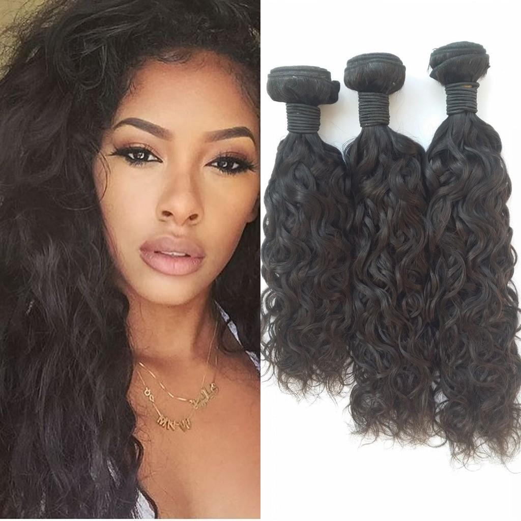Cheap dhl free malaysian hair extensions water wave natural wave cheap dhl free malaysian hair extensions water wave natural wave 100 original hair 8 30 g easy human hair cheap hair weaves good cheap hair weave from pmusecretfo Image collections