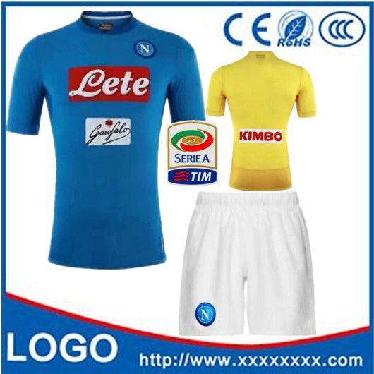 ensemble de foot Napoli acheter