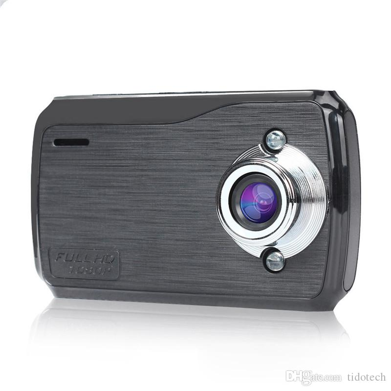 2.4 inch 720P Car DVR Recorder K50 Vehicle Cameras Recorder Vehicle Black box DVR Night Version Dash Cam with Retail Box