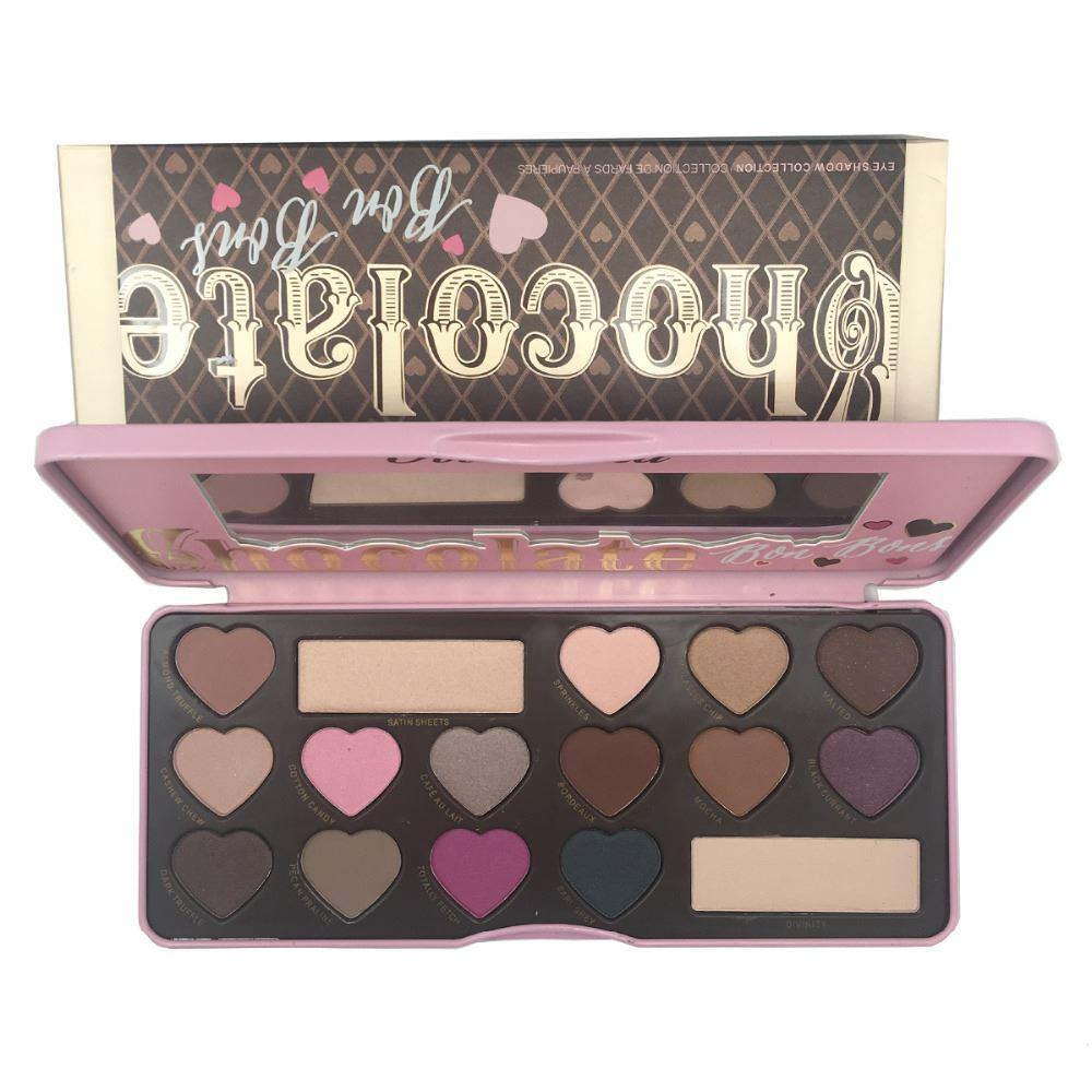 Chocolate Bon Bons Eyeshadow Palette Cosmetic Makeup Eye Shadow ...