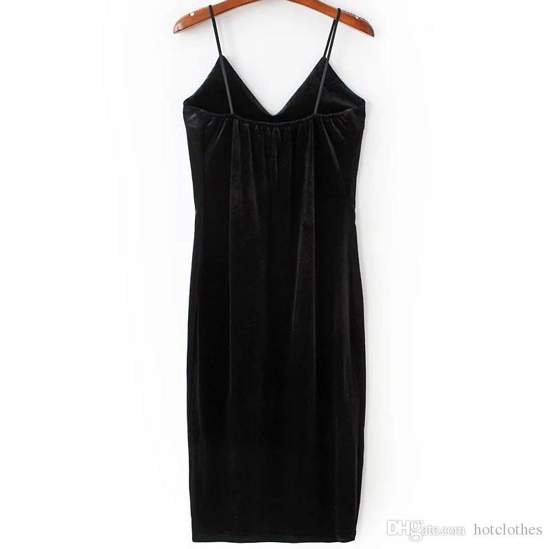 Женские платья Сексуальные клубные бархатные платья Цветочное облегающее платье с глубоким V-образным вырезом Черное Вышитое розовое платье со спиной в полоску Cami Dress Одежда