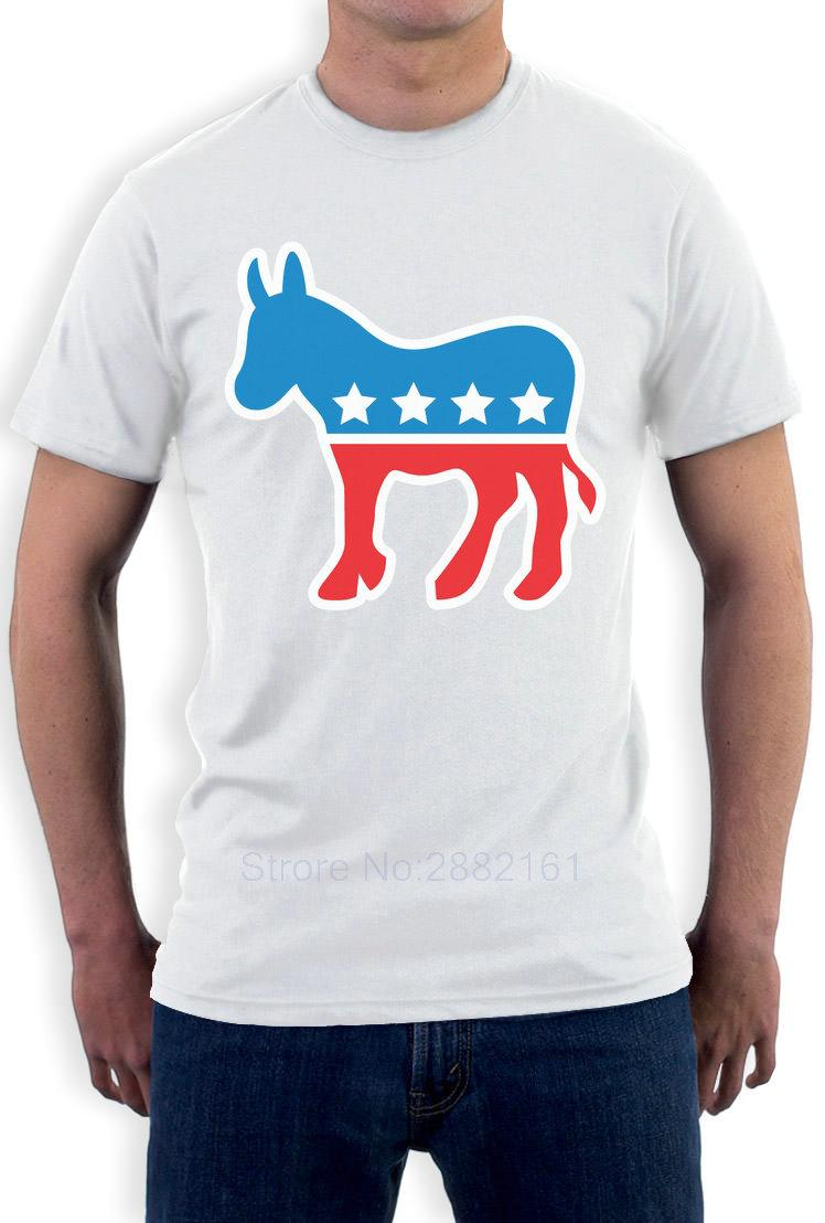 Democrat Donkey Logo Democrats Party Symbol Election T Shirt Usa