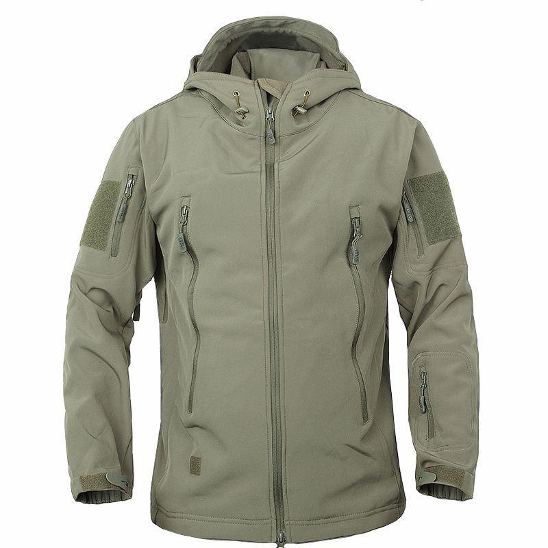 21 Abbigliamento Softshell Jacket A V Acquista Antivento Uomo Skin Militare 40 Tad 4 Impermeabile Shark Amybabyclothes 0 Dal Lurker Giacca g6T0q