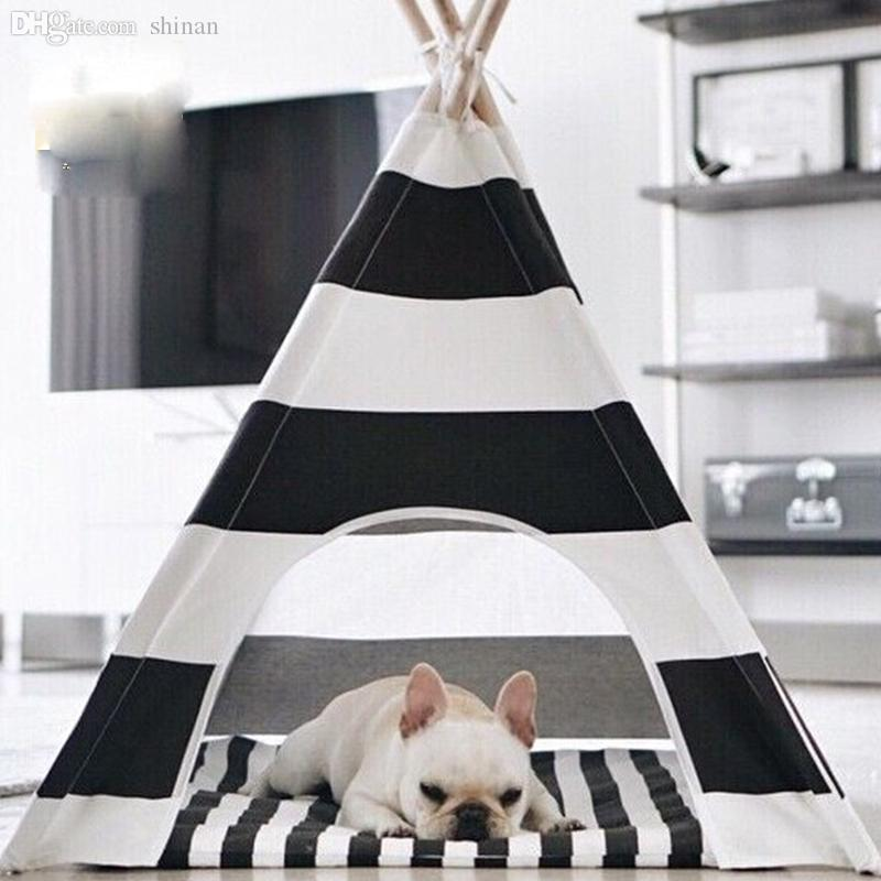 See larger image & Wholesale New Design Dog Bed Dog House Pet Play House Play Teepee ...
