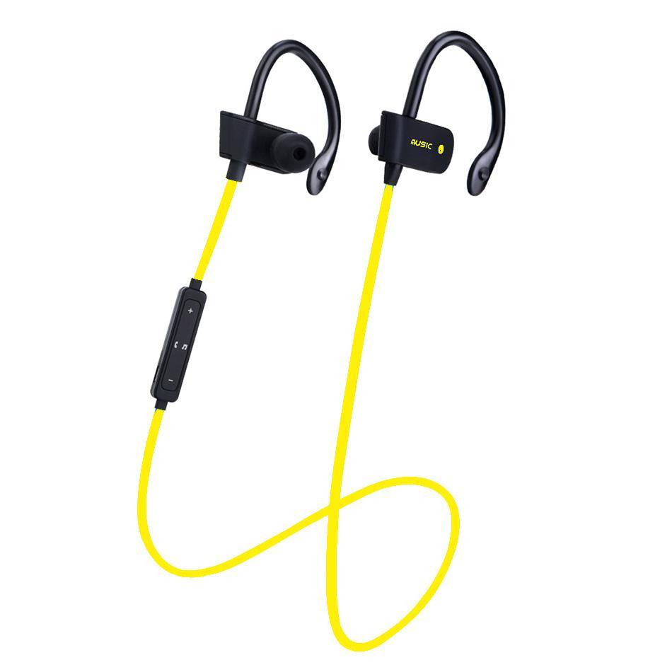Auriculares Bluetooth Bluedio N2 Auriculares Bluetooth Manos libres A prueba de sudor Auriculares inalámbricos Para xiaomi iphone ect todos los usuarios de teléfonos