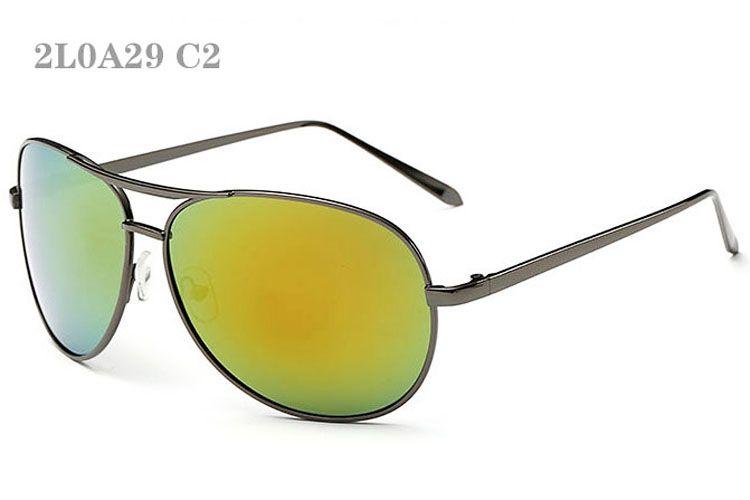 Sonnenbrille für Männer Polarisierte Sonnenbrille Mens Fashion Sonnenbrille Spiegel Polar Sunglases übergroßen Luxus Designer Sonnenbrille 2L0A29