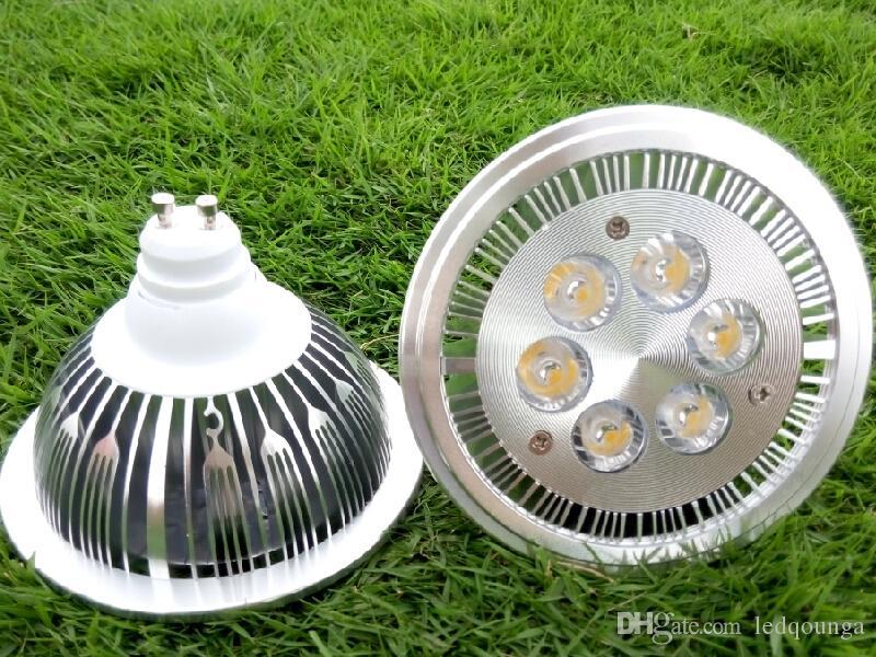 Plafoniere Con Lampade Led E27 : Acquista v w ar faretti a led lampadina e gu