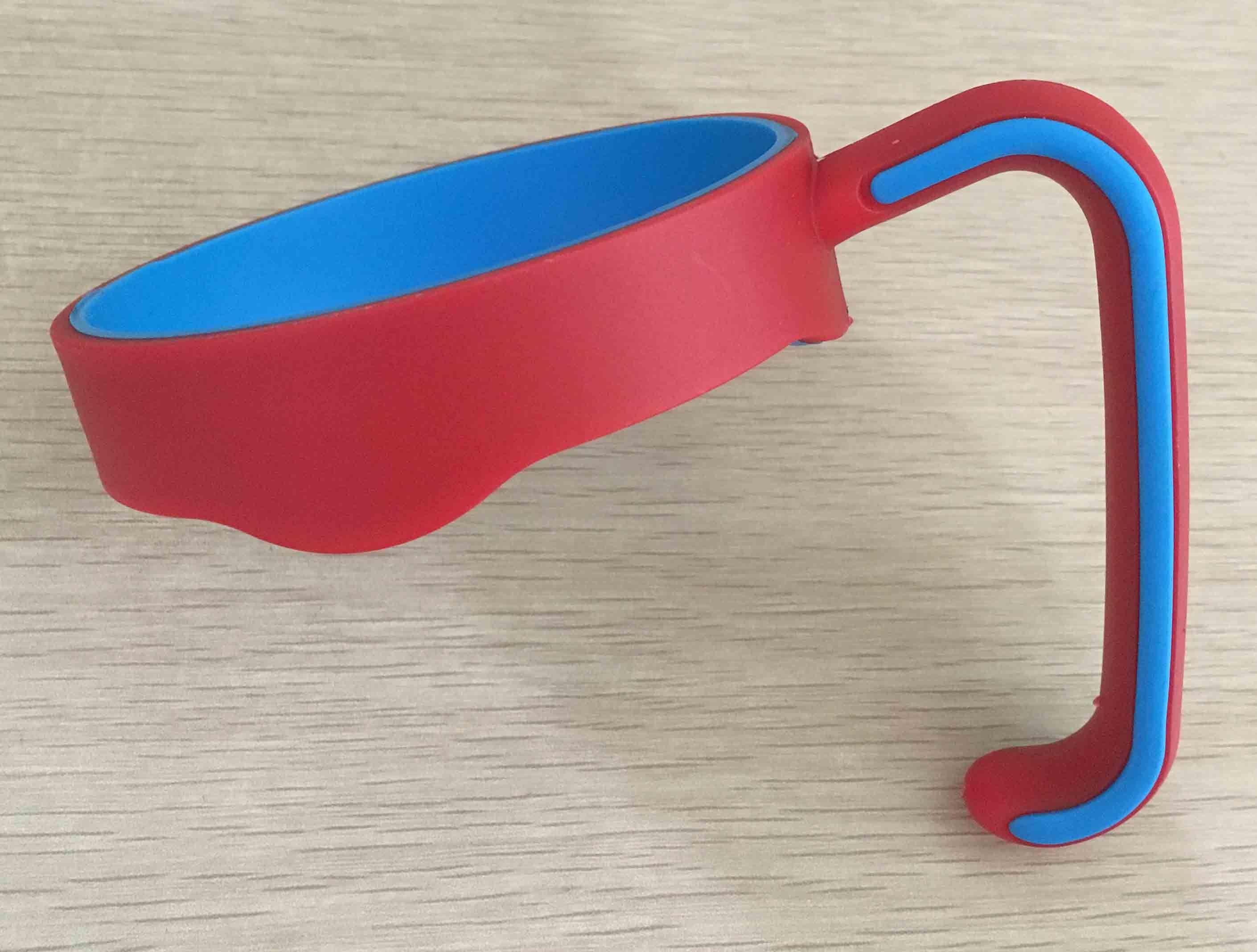 20oz Handles 스테인레스 스틸 컵용 20oz 홀더 20cm 컵용 singler layer handle 5 색 있음