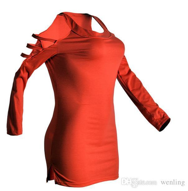 T-shirt pour femmes Arrivée vente chaude Hoodies à manches longues Sweats imprimés