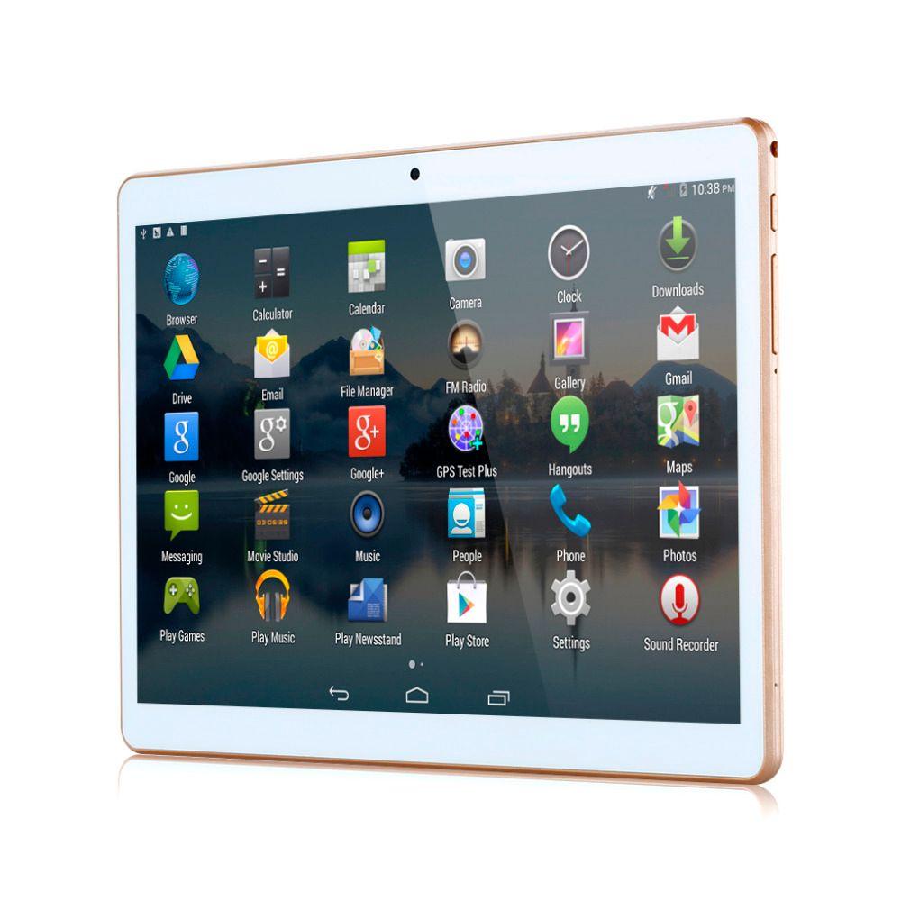 Livraison Gratuite 9.7 pouce 3G 4G Lte Tablet PC Octa Core 4 GB RAM 32 GB ROM Double Carte SIM Android 5.1 GPS 1280 * 800 IPS Tablet PC 10
