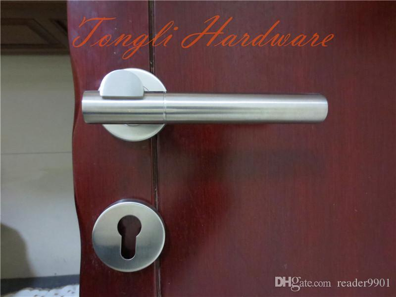 2018 100% Stainless Steel 304 Solid High Quality Door Handle Whole Sales  Home Hardware Interior Room Pull From Reader9901, $20.11 | Dhgate.Com