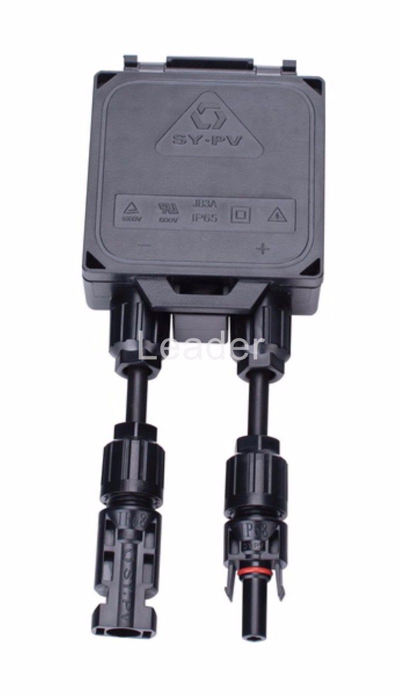 50 piece / Lot IP67 High quality 3 rails 2 diode solar PV junction boxes for solar panel FS0154  sc 1 st  DHgate.com & 2018 / Ip67 High Quality 3 Rails 2 Diode Solar Pv Junction Boxes ... Aboutintivar.Com