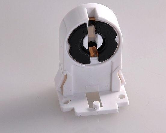 50 stks / partij T8 tube lamp-houder, buisaansluiting, goede kwaliteit