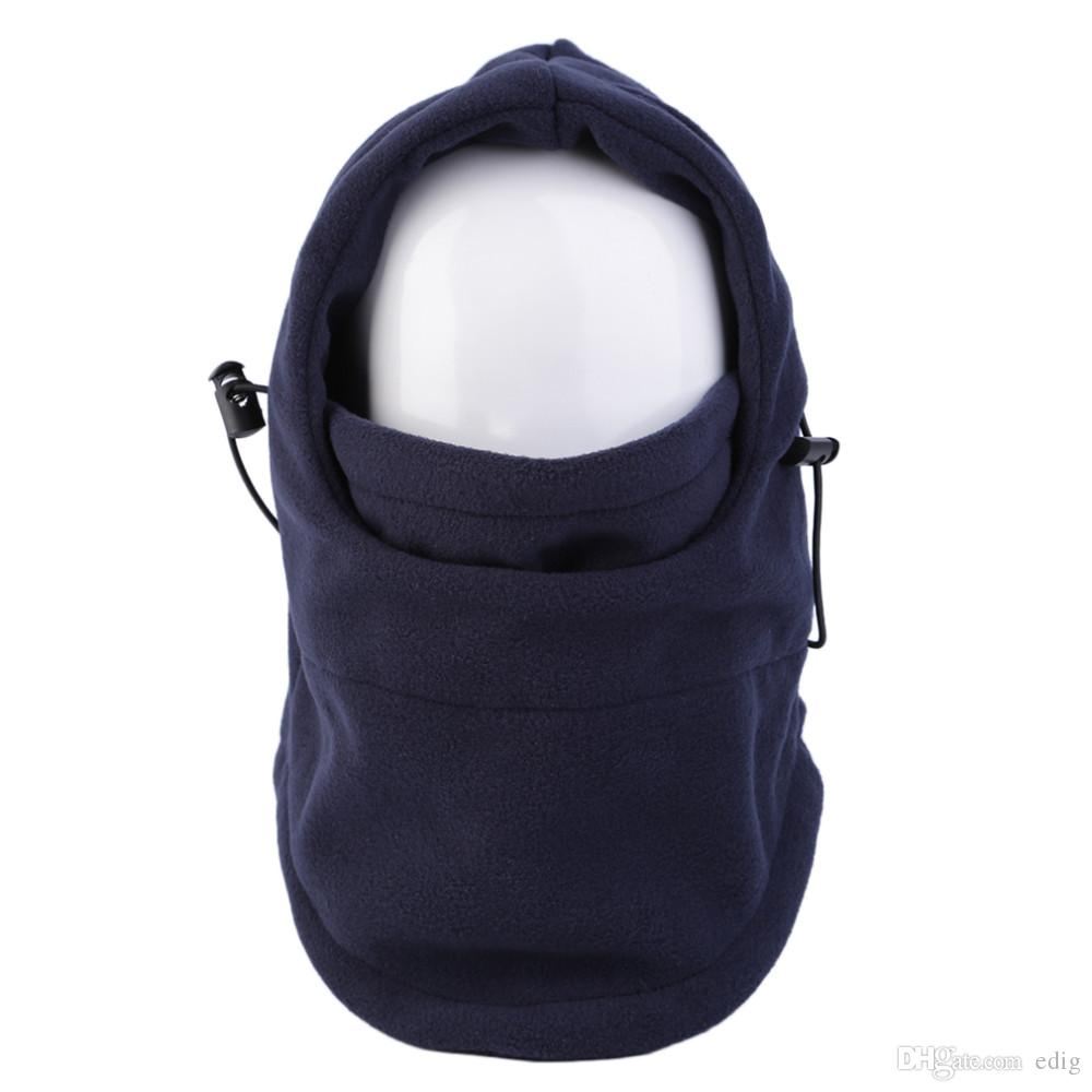Warm Winter Hats Outdoor Windproof Ear Sub Multifunction Face Mask Men Riding Hat Hat Scarf Collars Thickening Cap