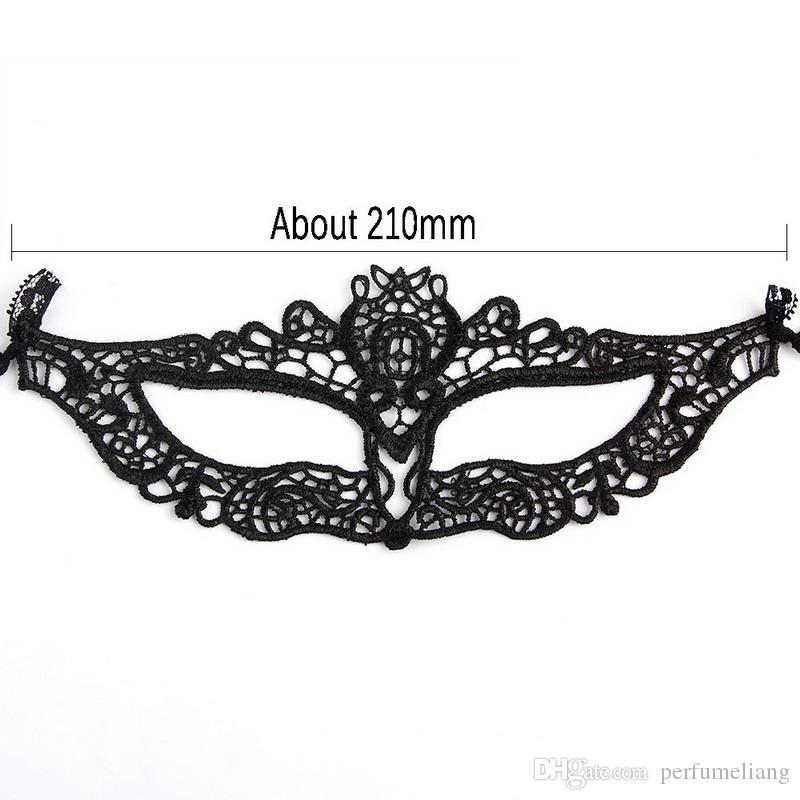 Borboleta preta Máscara de Renda Mulheres Animal Sexy Máscaras de Festa Fascinante Engraçado Máscara Facial Para 2016 Festa de Rainha