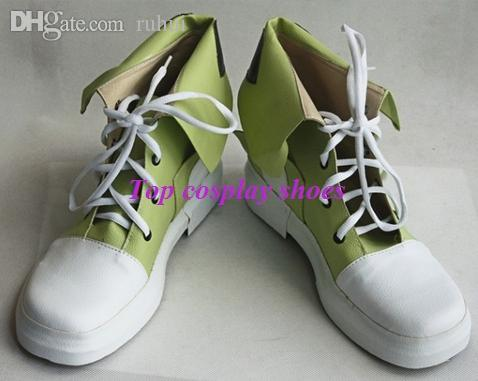 2017 wholesale anime mekakucity actors tsubomi kido shoes custom made for halloween christmas from ruhui 8449 dhgatecom - Halloween Actors 2017
