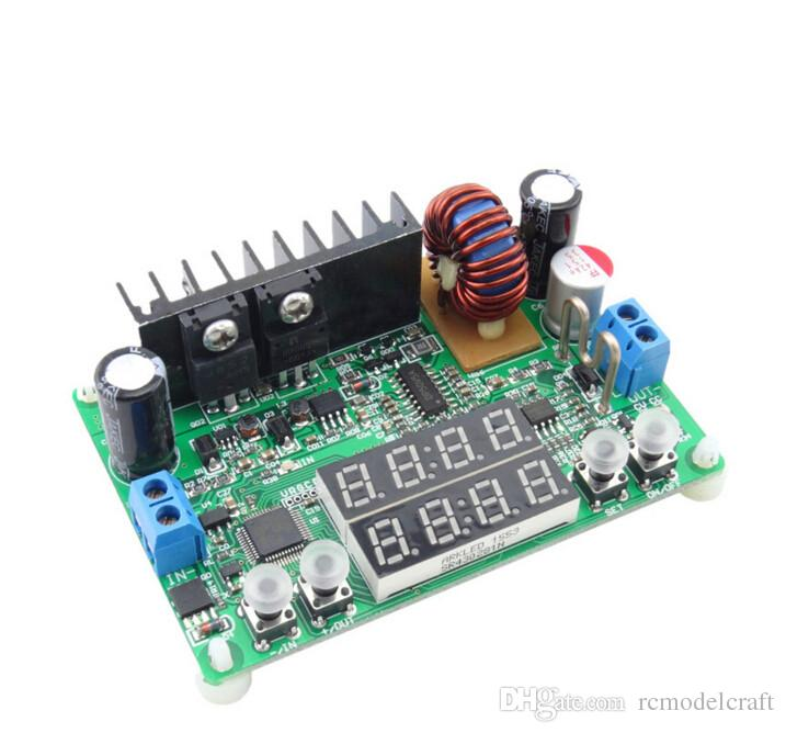 New Design DP30V5A Mini Switching Regulated Adjustable Power Supply Single Channel Variable DC Power Supply Voltmeter